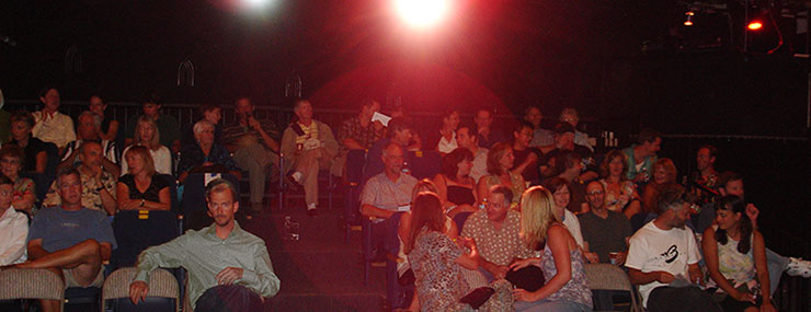 Richard Gilewitz Live at 2nd Street Theater - crowd